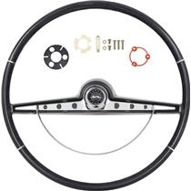 OER 1963 Impala Steering Wheel Kit ; Black ; Super Sport *R63011