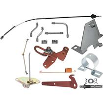 OER 1971 Mopar 440 Six Pack Installation Kit MN45060