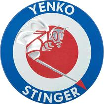 "OER Officially Licensed Yenko Stinger Decal - 3"" Diameter DC465"