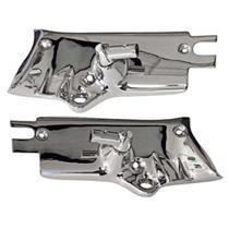 OER 1964-66 Mustang Convertible Sun Visor Bracket Set (Pair) 04144-V1