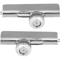 OER 1955-57 Chevrolet Vent Window Latch Assembly; Pair TF400446