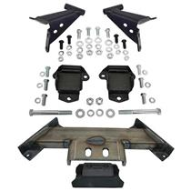 OER 55-57 Chevy Convertible Transmission Crossmember Stock Location Engine Brackets TF800225