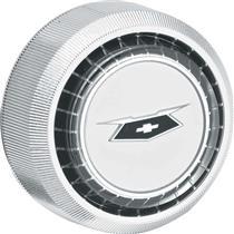 OER 1964-65 Chevrolet Bel Air Horn Cap ; Die Cast Chrome 3840112