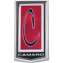 OER 1971-73 Camaro Header Panel Emblem 3996683