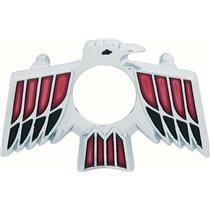 OER 1969 Firebird Trunk Lock Bezel 8742310