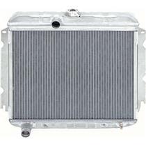 OER 65 Plymouth Barracuda 273Ci V8 w/ Automatic Trans 2 Row Aluminum Radiator MA2235A