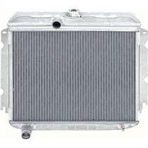 OER 65 Plymouth Barracuda 273Ci V8 w/ Standard Trans 2 Row Aluminum Radiator MA2235S