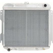 OER 63-64 Dodge B-Body 318Ci V8 w/ Automatic Trans 2 Row Aluminum Radiator MB2352A