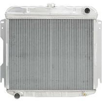 OER 63-64 Dodge B-Body 361 / 383 / 426 V8 w/ Standard Trans 2 Row Aluminum Radiator MB2353S