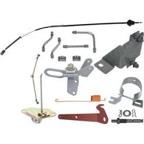 OER 1970-71 Mopar 340 Small Block Six Pack Installation Kit MN45058