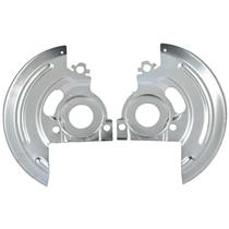"OER 1964-74 Disc Brake Backing Plate Set for 2"" Drop Spindles - Various GM Models 153644"