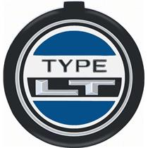 "OER 1973-78 Camaro ""Type LT"" Horn Cap Emblem 340315"