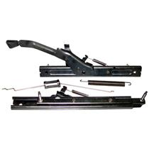 OER 1965-68 Mustang/Cougar Bucket Seat Track Assembly Set (2 required per vehicle) 61704A
