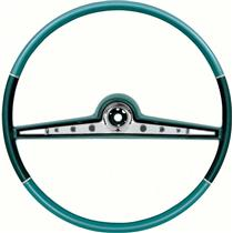 "OER 1962 Impala Steering Wheel; Standard and SS ; Blue Two Tone ; 17"" Wheel 768145"