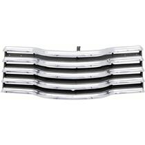 OER 1947-53 Chevrolet Pickup Grill-Chrome with Black Brackets CX1928