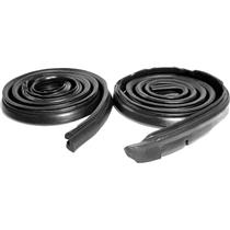 OER 1968-70 Mopar B-Body Roof Rail Weatherstrip, 2 Door Hardtop, Pair MB1290