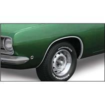 OER 1967-69 Plymouth Barracuda Wheel Opening Molding Set MN1477