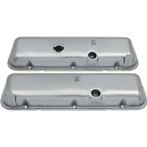 OER Chevy 396-454 Big Block w/ Manual Brakes Valve Covers w/ Oil Drippers Paintable VC1220