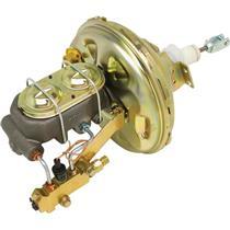 """OER 68-74 Nova 11"""" Booster, Master Cylinder, Proportioning Valve (Disc/Drum) PB803"""