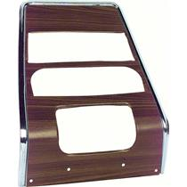 OER 67 Firebird Walnut Center Dash Panel-without AC K260