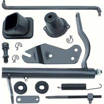 OER 1968-69 Camaro, 1968-74 Nova Big Block Clutch Linkage Kit K510