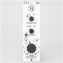 Spectra Sonics STX 100 500 Series Preamp STX100 #39502