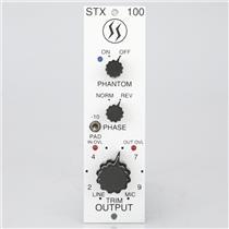 Spectra Sonics STX 100 500 Series Preamp STX100 #39503