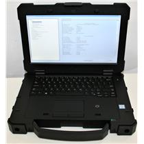 """14"""" Dell Latitude Extreme 7414 Rugged Intel i7 6th Gen 4GB Touch AS IS REPAIR"""