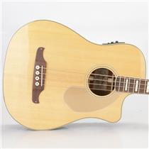 Fender Kingman California Series Acoustic 4-String Bass Boys Like Girls #39421