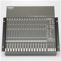 Mackie 1604-VLZ Pro 16 Channel Mixer Needs Service #39309