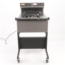"Ampex ATR-102 1/4"" Analog 2-Track Mastering Recorder w/ Remote & Manual #39170"