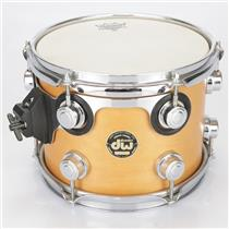 1996 DW 10 x 8 Solid Shell Hand Crafted Tom Drum Natural Maple #39528