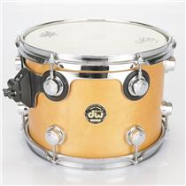 """1996 DW 12"""" x 9""""  Solid Shell Hand Crafted Tom Drum Maple Natural #39529"""