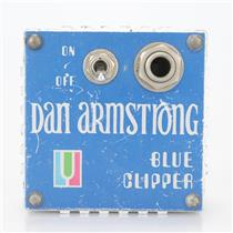 Dan Armstrong Musitronics Blue Clipper Fuzz Vintage Owned By Leland Sklar #39546