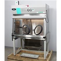 Used: Nuaire NU-NTE797-400 Negative Pressure Compounding Aseptic Isolator Glove Box
