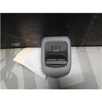 1995 - 1997 FORD F350 F250 XL XLT POWER POINT OUTLET GREY OEM DASH