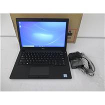 """Dell WPH7P Latitude 7290 Laptop 12.5"""" Core i5-8350U 8GB 256GB M.2 W10P w/WARR"""