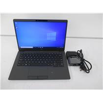 """Dell M0H52 Latitude 7300 -13.3""""- Core i5-8265U 8GB 256GB NVMe W10P - BB"""