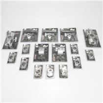 DW DWSMRKML15 DWSMRKTTCA DWSMRKC15AS DWSMRKC15A Rack Lock Clamp Adapters #39801