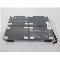 Tripp Lite RBC64-1U UPS Replacement Battery Cartridge - NEW, OPEN BOX