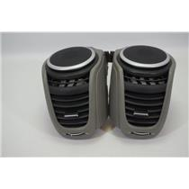 2014-2016 Kia Soul Left Right Air Vents Ducts Set with Upper Speakers