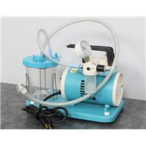 Used: Schuco Inc. S130P Aspirator Vacuum Aspirating Pump with 90-Day Warranty