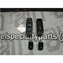 2013 - 2018 DODGE RAM 2500 3500 SLT CREWCAB WINDOW LOCK SWITCHES OEM