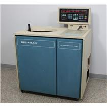 Used: Beckman Coulter L8-80MR Refrigerated Floor Ultracentrifuge 344200 w/ Warranty