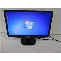 "ViewSonic VA2333-LED 23"" 1920 x 1080 5 ms D-Sub, DVI LCD Monitor"