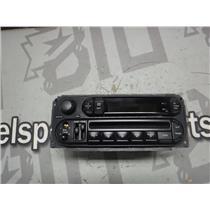 2005 - 2007 DODGE RAM 1500 2500 OEM STEREO CD AM/FM RADIO P05091556AH OEM
