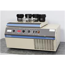 Used: Beckman GS-6R Refrigerated Benchtop Centrifuge w/ GH-3.8 Rotor & Buckets