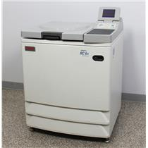 Used: Thermo Fisher Sorvall RC 6 Plus Refrigerated Floor Centrifuge 46910 w/ Warranty