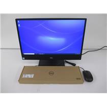 """Dell 4DFFF OptiPlex 5270 AIO Desktop i5-9500 4GB 500GB Non-Touch 21.5"""" W10P"""