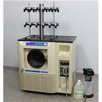 Refurbished: VirTis SP Scientific Freezemobile FM25EL-85 Freeze Dryer Lyophilizer w/ 18 Ports